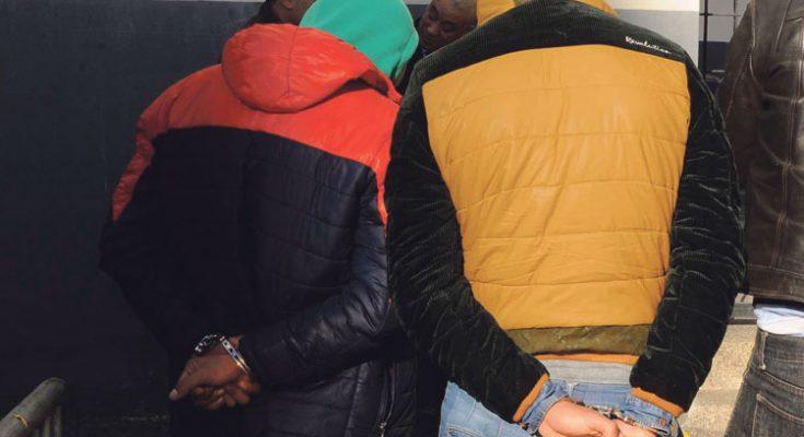 صورة أولاد تايمة | توقيف أفراد عصابة متورطين في اختطاف شخص واحتجازه وتجريده من ملابسه وتصويره