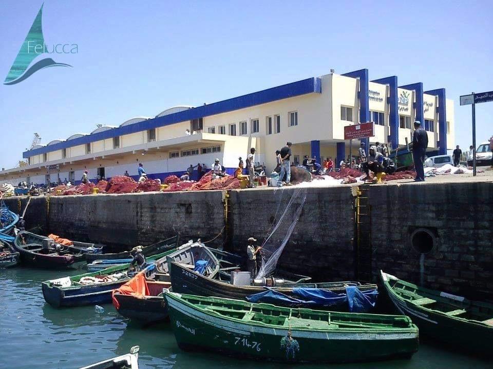 """صورة """"كاريطا"""" لحراسة القوارب في مواجهة السرقات المتكررة بميناء أسفي"""