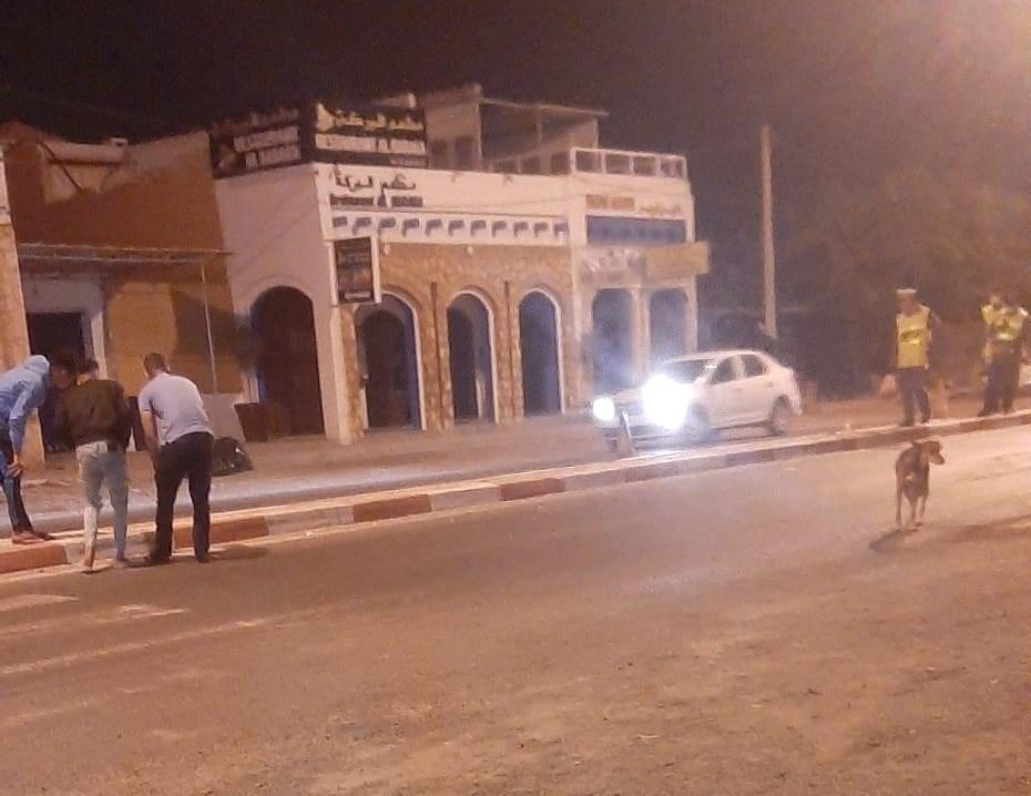 صورة السجن والغرامة لدركي قتل زميله دهساً بأكادير