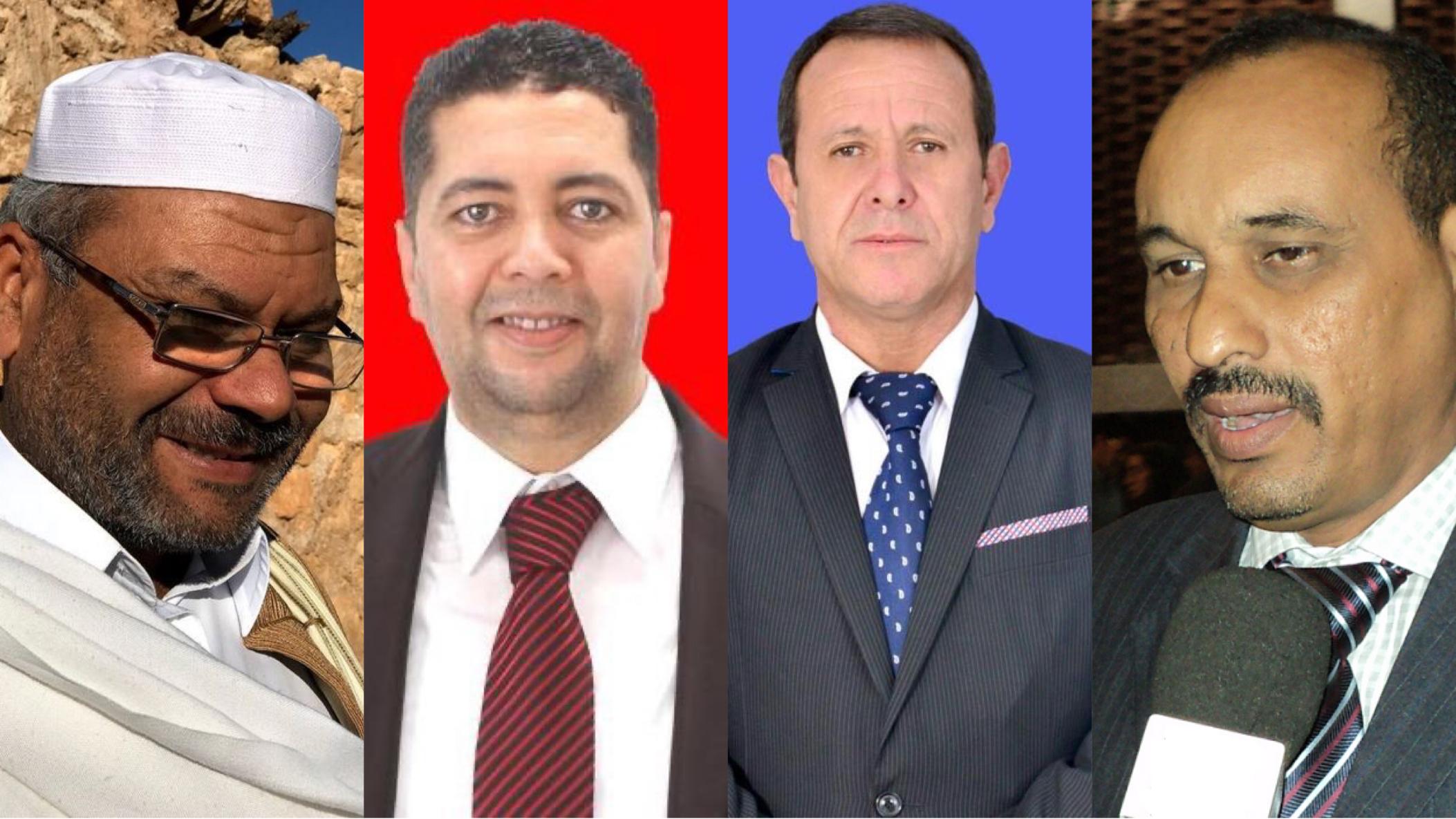 صورة قيادات سياسية مغاربية تحاكم سياسات بلدانها حول الأمازيغية