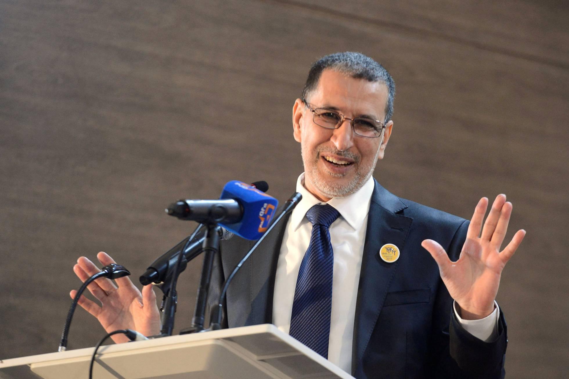 صورة العثماني : فرحون بإلغاء تقاعد البرلمانيين
