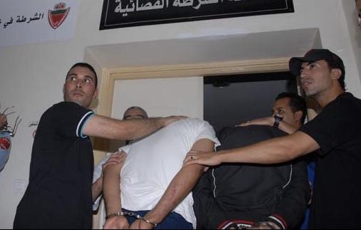 صورة تزوير إستمارة بطاقة التعريف الوطنية يقود شخصين للإعتقال بتزنيت