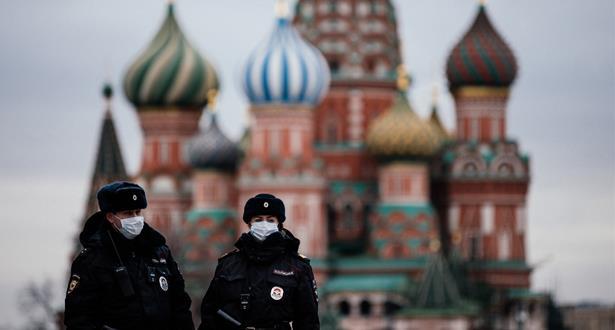 صورة روسيا تتخطى حاجز 10 آلاف إصابة يومية بكورونا