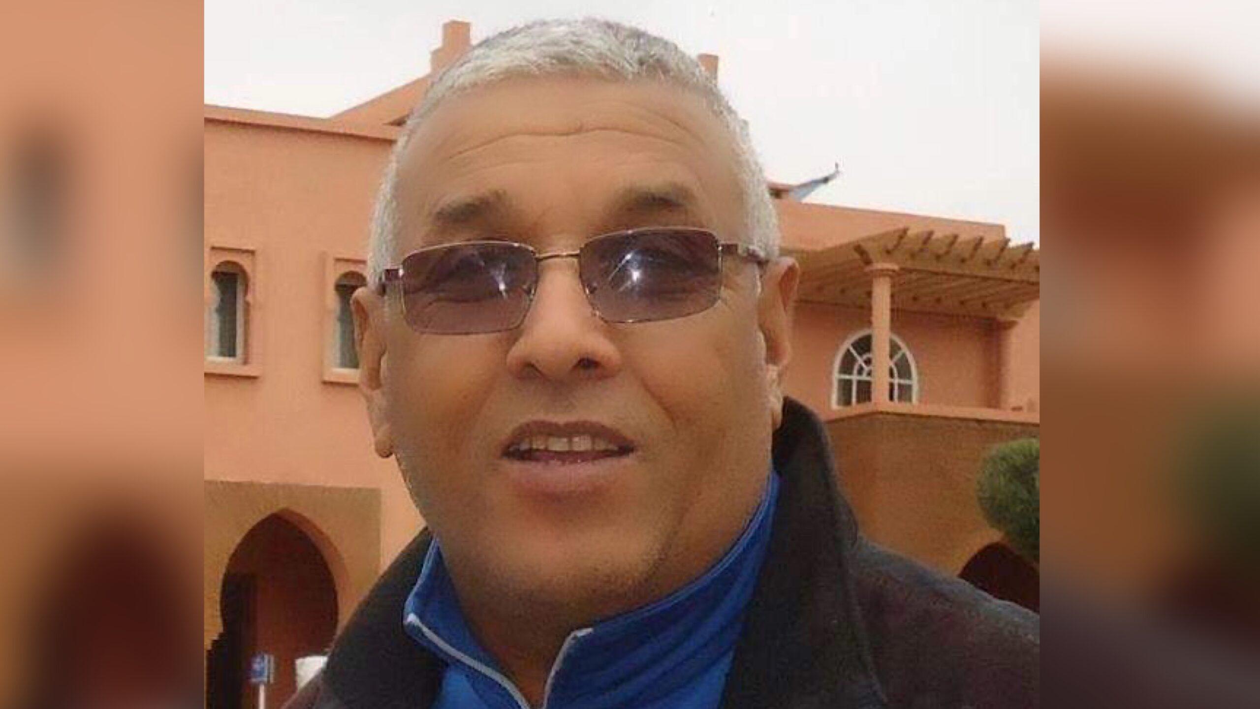صورة اعتقال الناشط الحقوقي أحمد زوهير يثير حفيظة رفاقه بمدينة اليوسفية