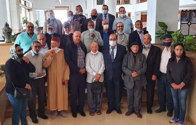 صورة بحضور لشكر .. الإتحاد الإشتراكي بأكادير يرمم صفوفه