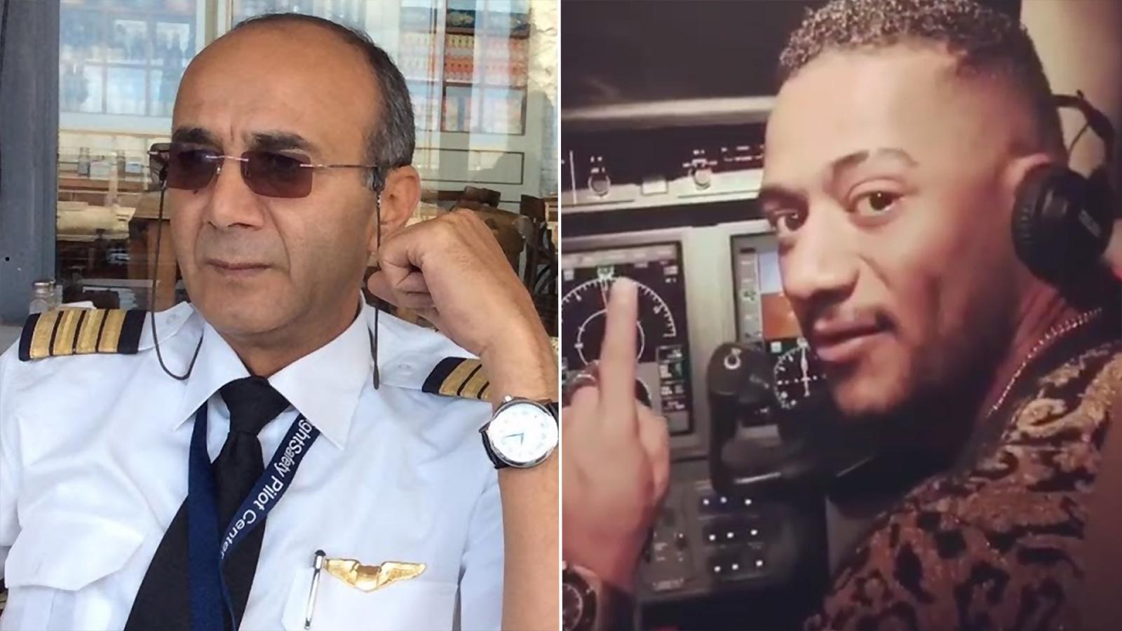 """صورة الحكم بالبراءة للفنان محمد رمضان في قضية """"الطيار الموقوف"""""""