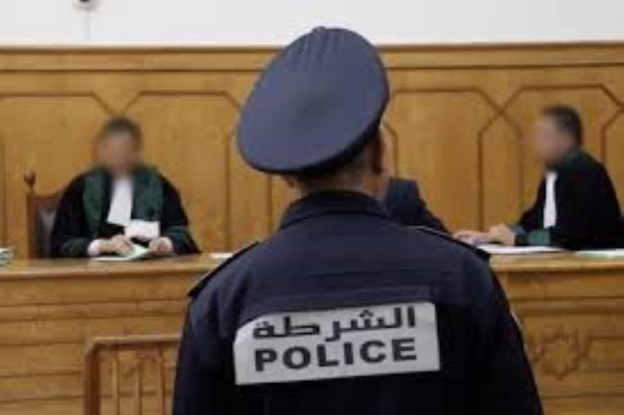 """صورة 20 سنة سجنا لـ """"ضابط أمن""""  تسبب في مقتل مُعتقل"""
