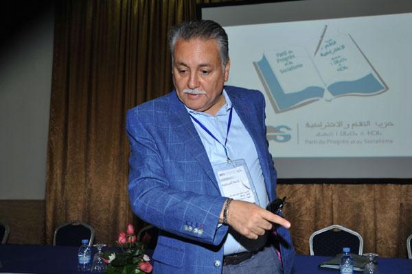 """صورة استقالة جماعية تهز حزب """" المعقول """" بمراكش"""