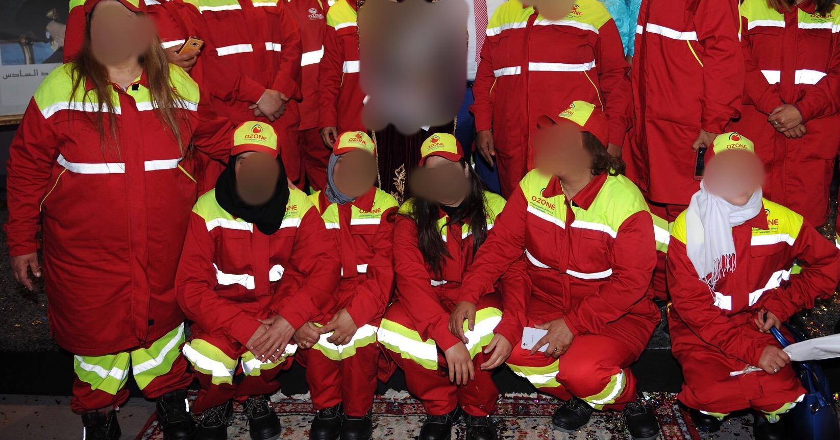 صورة مسؤول بشركة نظافة يغتصب العشرات من العاملات