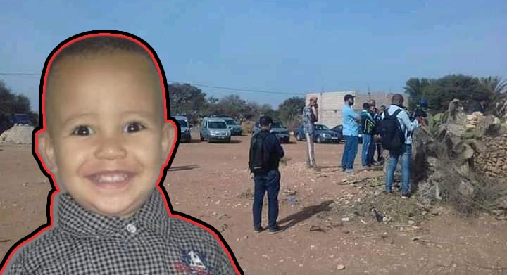 صورة أم الحسين المكلومة تناشد خاطف إبنها : ردو بلاصتو فين خديتيه وسير المسامحة