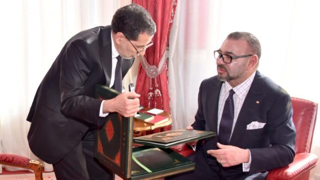صورة العثماني : الملك حسم موضوع الكركرات نهائيا