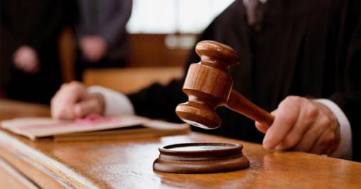 """صورة أسفي :  المحكمة توزع 37 سنة سجنا نافذا على """"عصابة العقار """" و البحث جار عن باقي المتهمين"""
