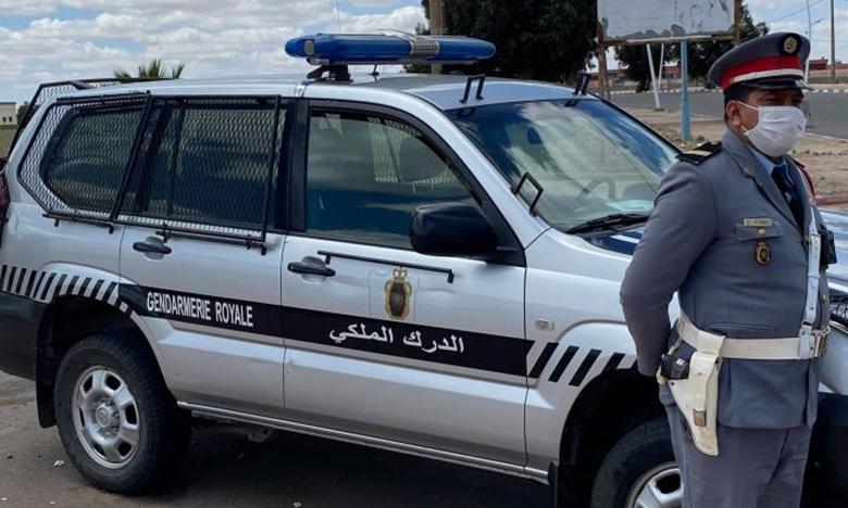 صورة أكادير   كمين لدرك الدراركة يطيح بعصابة إجرامية سلبت بالعنف مبلغ 26 مليون من امرأة عجوز