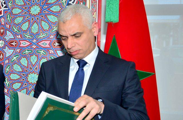 """صورة وزير الصحة : لقاحات """"صنع في المغرب"""" ستزود إفريقيا والمغرب العربي"""
