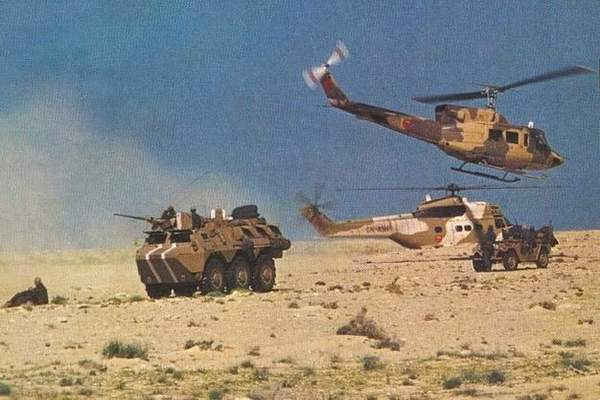 صورة الجيش المغربي يتحرك من أجل وضع حد لحالة العرقلة بالكركرات
