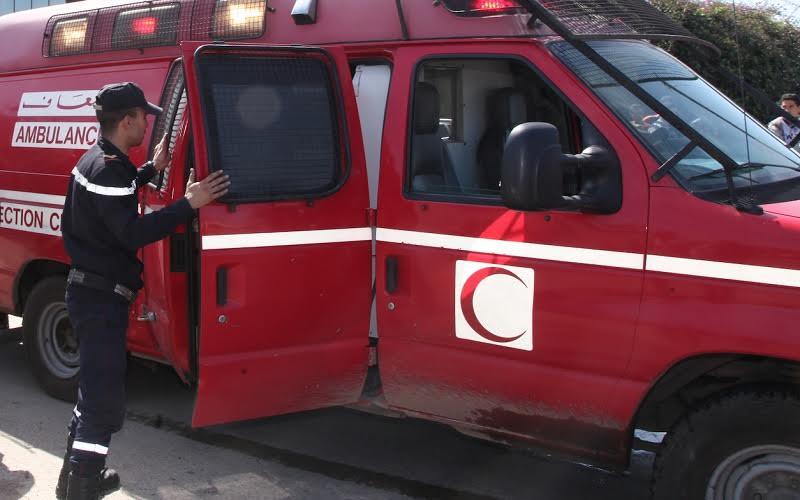 صورة خمسة جرحى في انفجار عرضي هز مركبا سوسيو- إداريا للجيش بالرباط