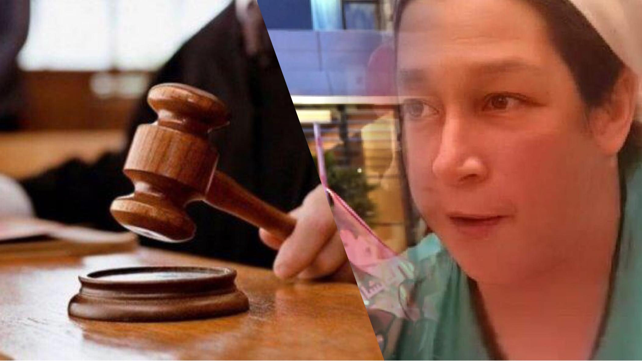 """صورة متابعة الأم التي """" عنفت """" إبنتها في حالة سراح"""