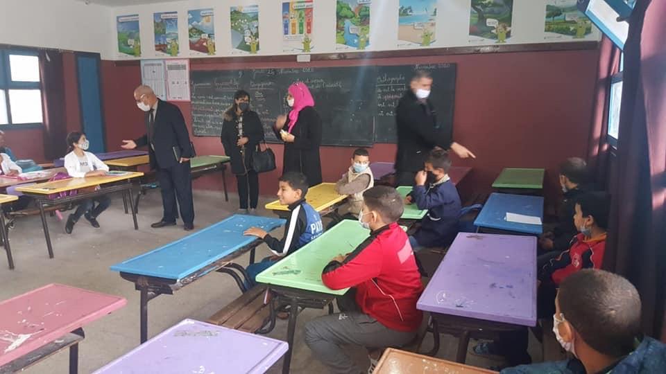 صورة مديرية التعليم بأكادير تطلق برنامجا طموحا للدعم التربوي