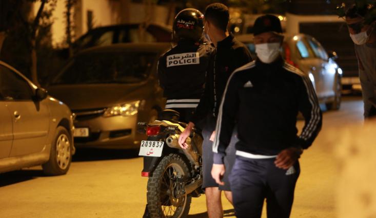 """صورة فرقة """"مكافحة العصابات"""" تكثف من تدخلاتها الأمنية بأكادير وساكنة سيدي يوسف تنوه"""
