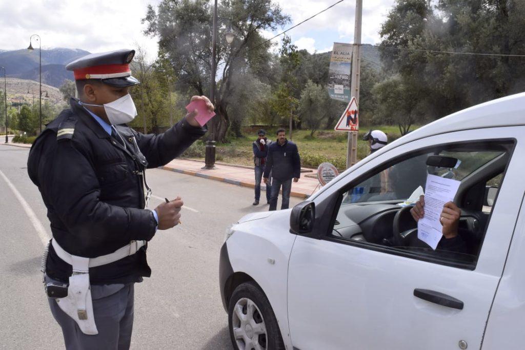 """صورة عمدة مراكش يطالب بإلغاء """" التراخيص"""" للدخول للمدن السياحية"""
