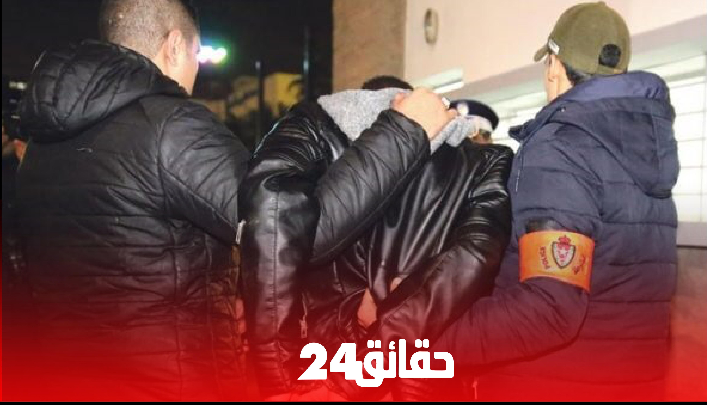 صورة أكادير   فرقة مكافحة المخدرات تطيح بـ 7 أشخاص من مروجي مخدر الشيرا