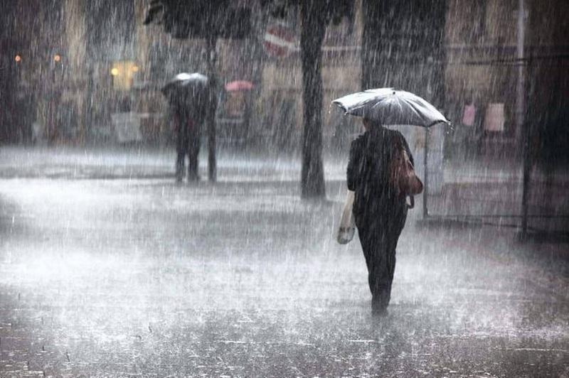 صورة أمطار وأجواء باردة في طقس الثلاثاء