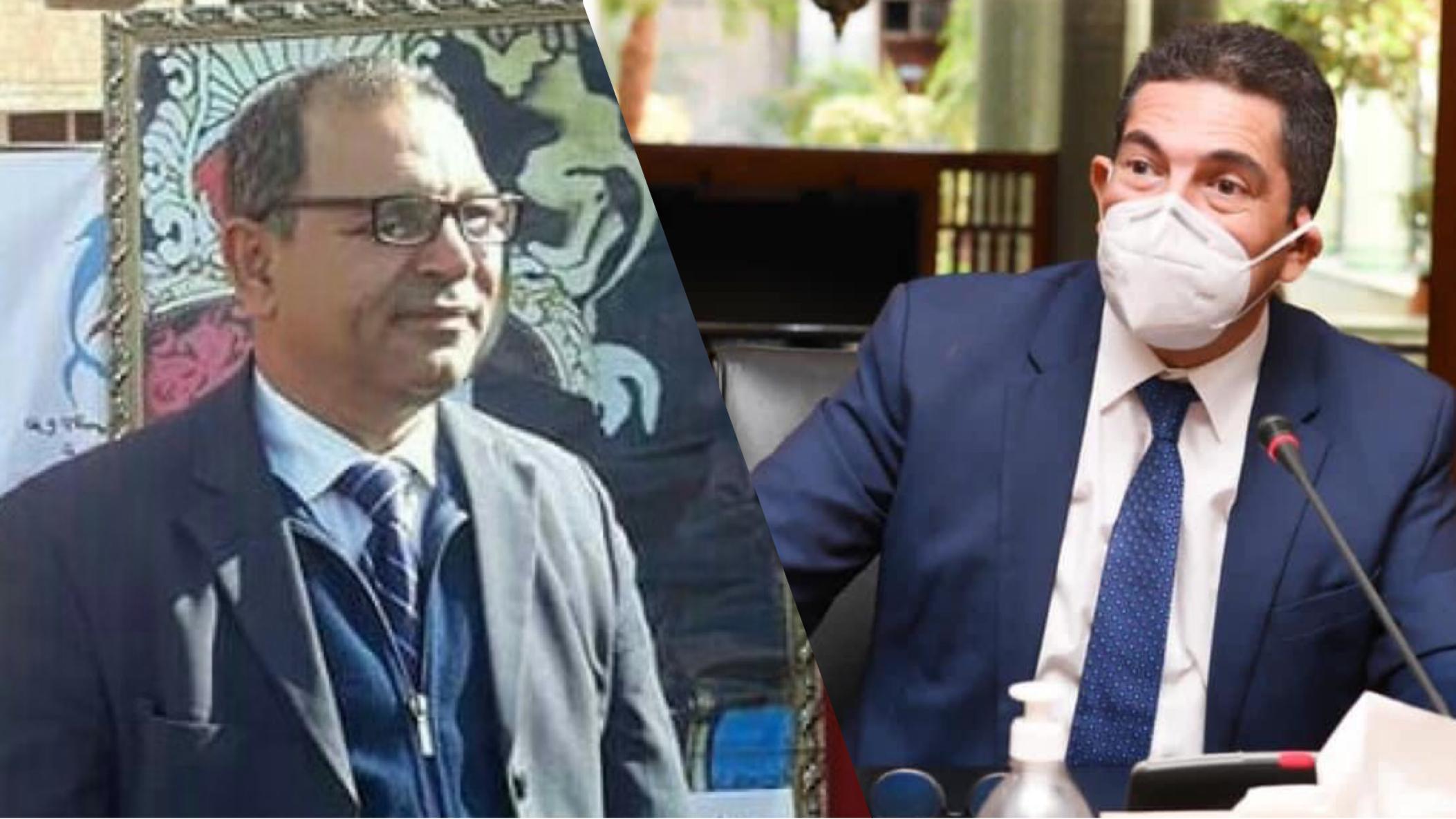 صورة غضبة للوزير أمزازي تعفي المدير الاقليمي للتعليم بأسفي