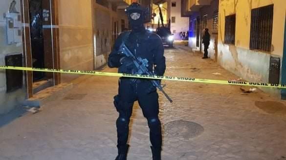 صورة تطوان ..  تفكيك خلية إرهابية موالية لداعش