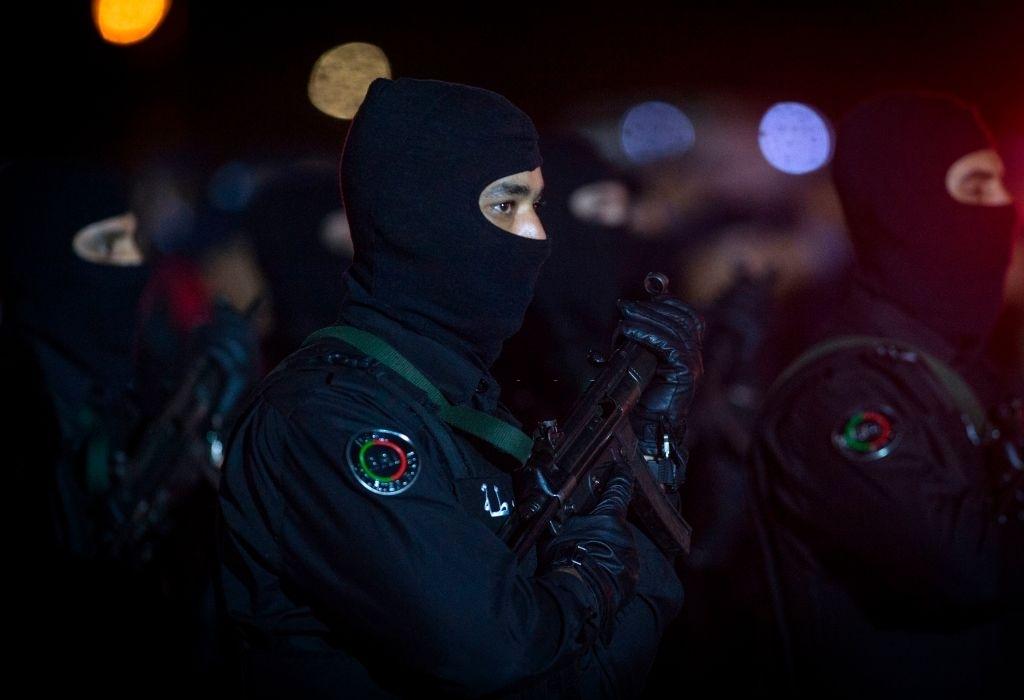 صورة أمن مراكش يرفع حالة التأهب لمنع احتفالات رأس السنة