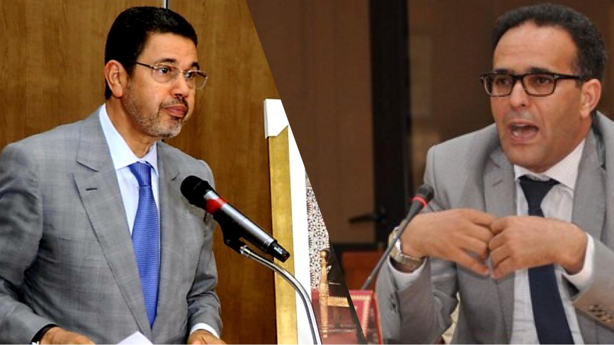 صورة الغلوسي يدعو عبد النباوي إلى متابعة أحزاب اختلست أموالا عمومية