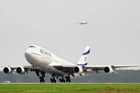 """صورة شركة طيران """" العال """" الإسرائيلية تسير أول رحلة للمغرب يوم الثلاثاء"""
