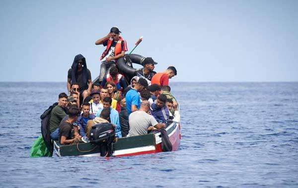 صورة فاجعة .. وفاة 12 شابا من آسفي في رحلة للهجرة السرية