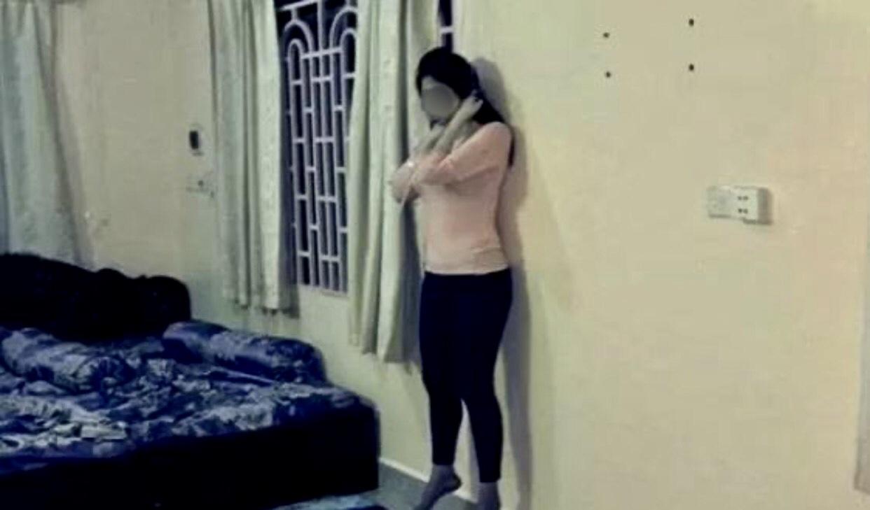 صورة انتحار تلميذة شنقا بأكادير