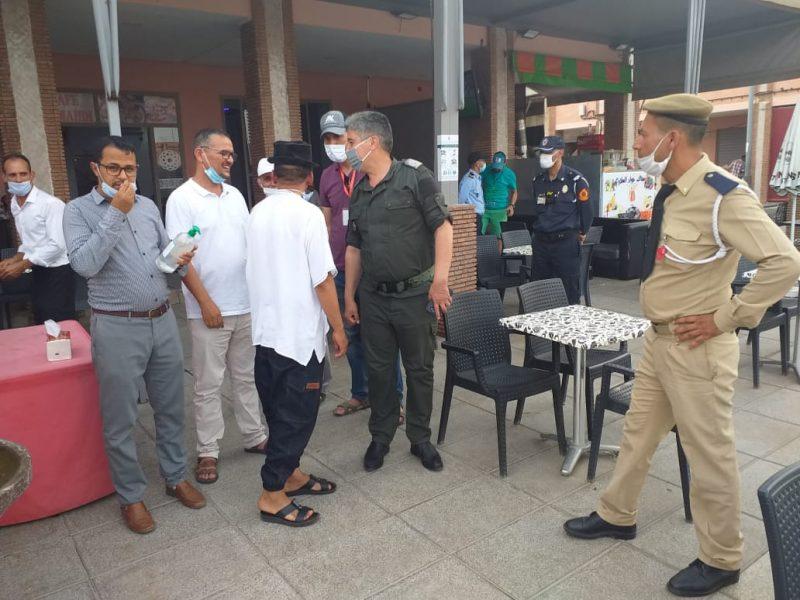 صورة برلماني يطالب بالمرونة في التعامل مع التجار الصغار في احترام التدابير بمحلاتهم التجارية