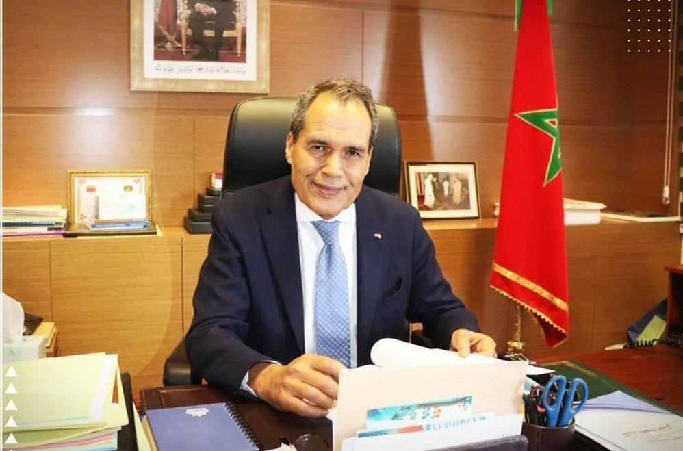 صورة سفير المغرب في موريتانيا ينفي وجود أي حرب بين المغرب والبوليساريو