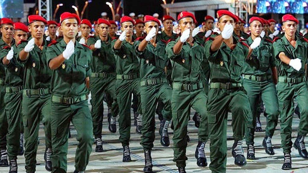 صورة القوات المسلحة الملكية تعلن عن مباراة توظيف جنود من الدرجة الثانية