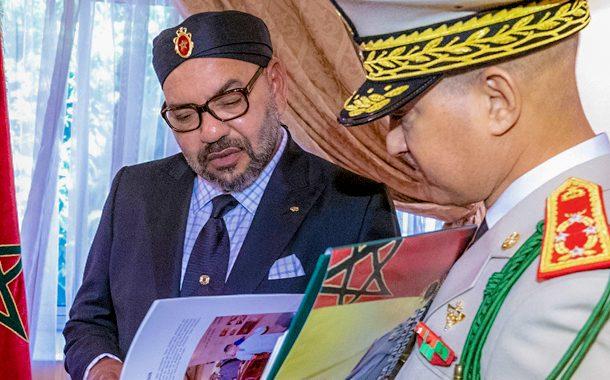 صورة الملك يصدر تعليماته بتلقيح المغاربة مجانا ضد فيروس كورونا