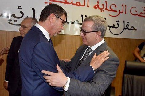 صورة بداية التصدع .. عبد النباوي يدعو وزير العدل إلى اشراك رئاسة النيابة العامة في تدبير الإدارة القضائية