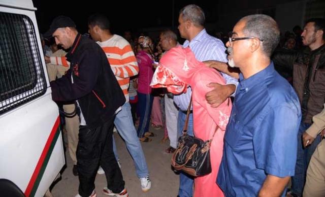 صورة أكادير   الإتجار في المخدرات يقود زوجان وابنهما للإعتقال