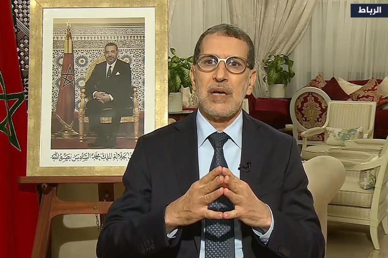 صورة العثماني: المغرب مستعد دائما دائما لفتح الحدود مع الجزائر دون مقابل