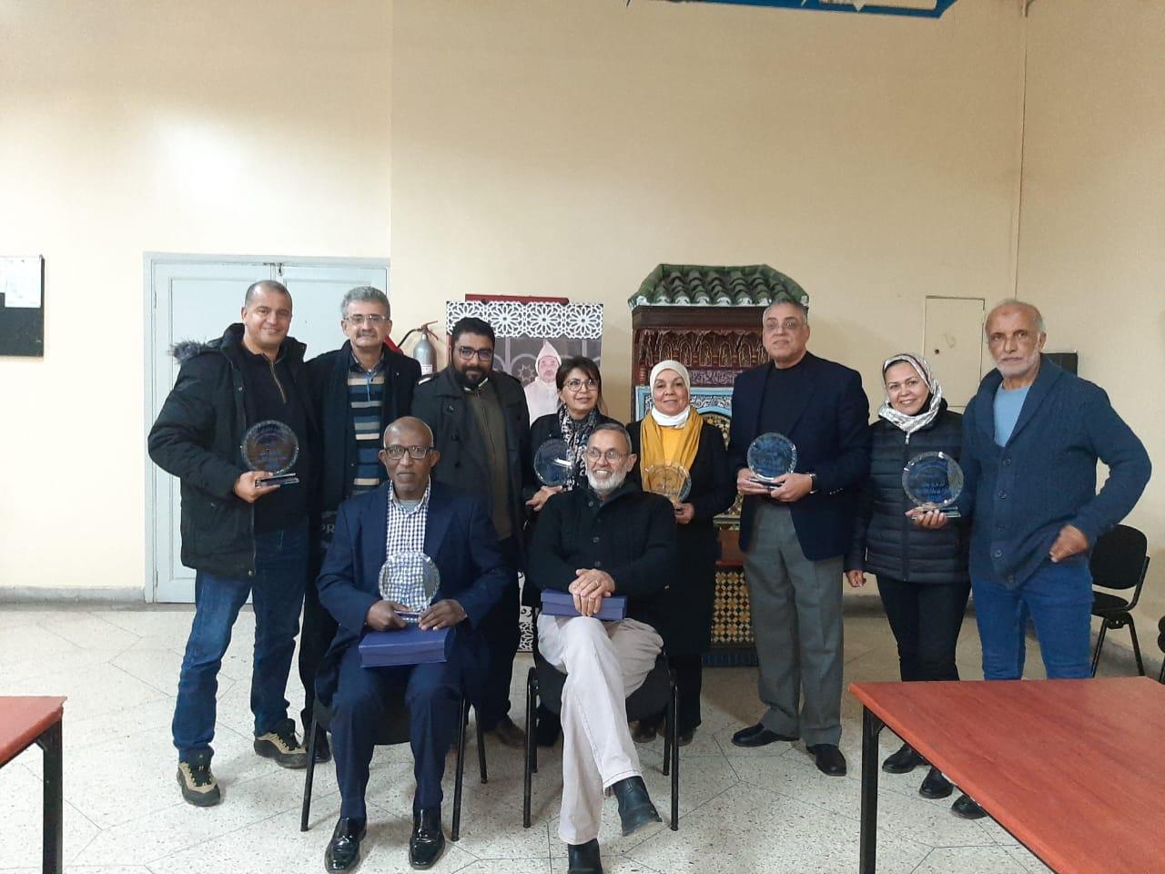 صورة جمعية قدماء المبارزين المغرب بالدارالبيضاء تعقد جمعها الإستثنائي