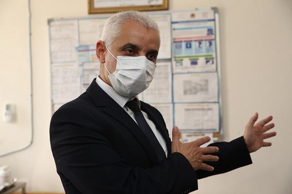 """صورة وزارة الصحة تمنح الترخيص للقاح """"استرازينيكا"""""""