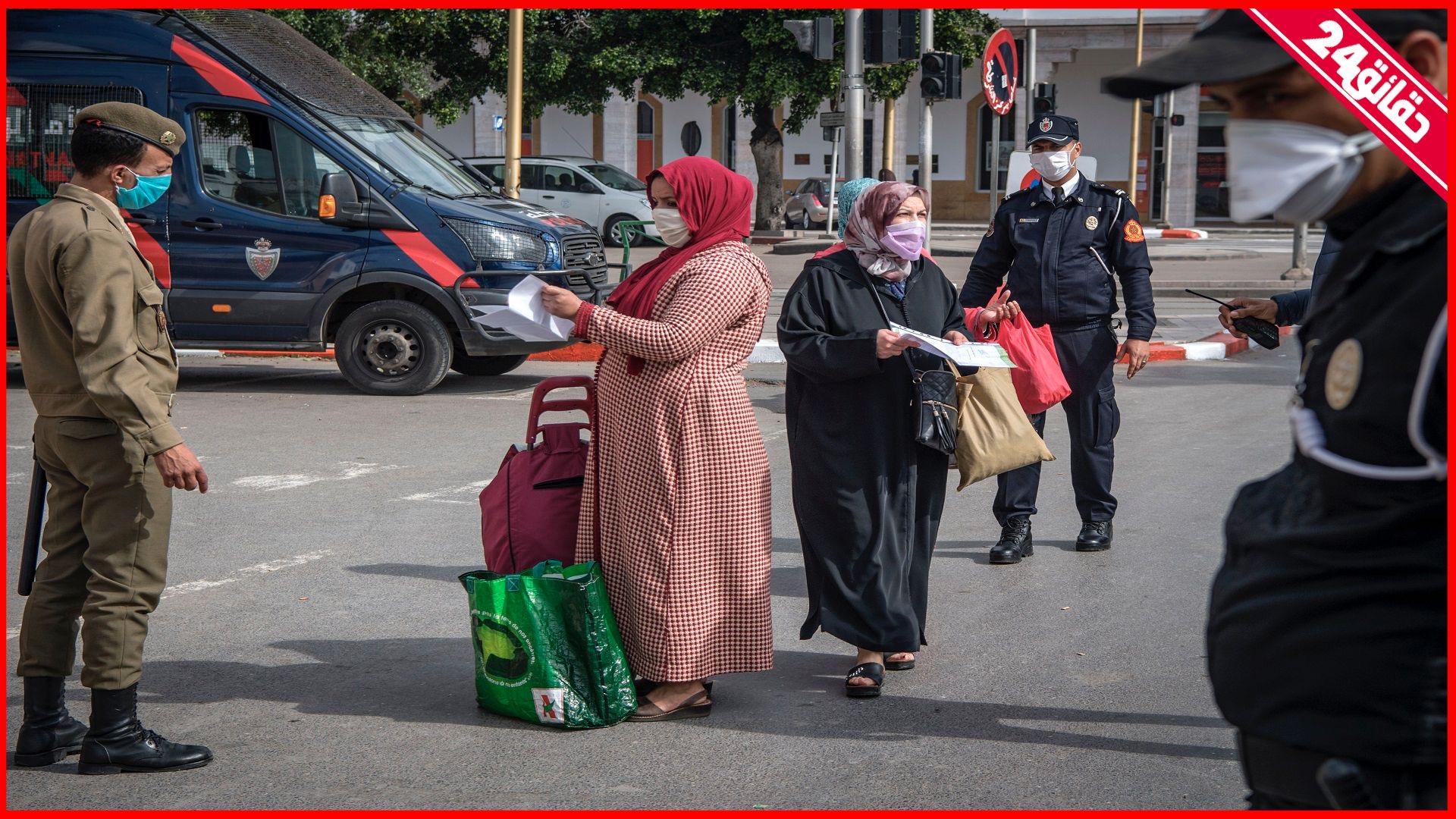 صورة بوادر انفراج .. تسجيل 895 إصابة جديدة بكورونا بالمغرب خلال 24 ساعة الأخيرة
