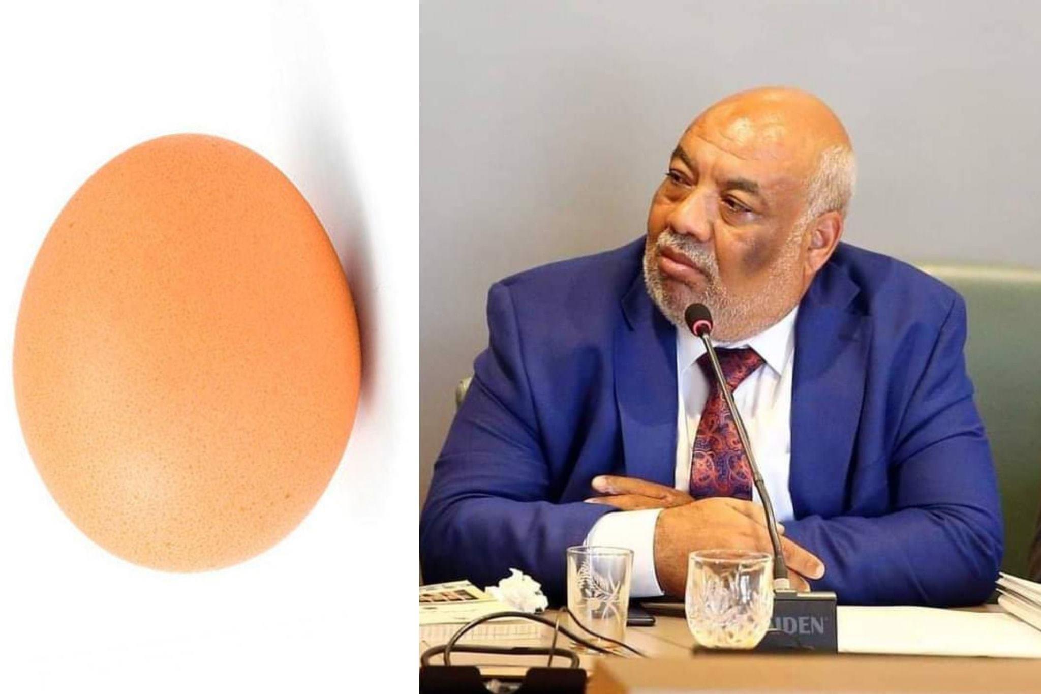 """صورة السراح المؤقت للعاملة المتهمة بـ""""سرقة 16 بيضة"""" بعد تنازل مشغلها البرلماني"""