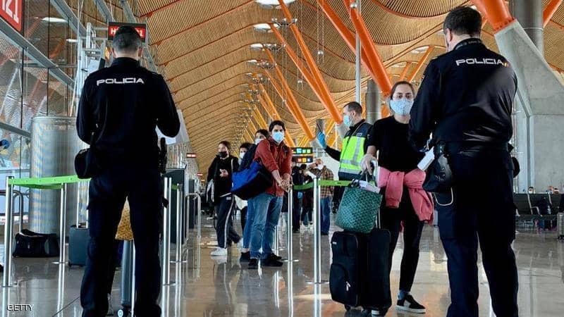 """صورة إسبانيا تعلن إعفاء المسافرين القادمين من المغرب من تحاليل """"كورونا"""""""