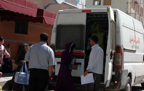 صورة شرطة أكادير توقف أجانب وسيدتين في شقة معدّة للدعارة