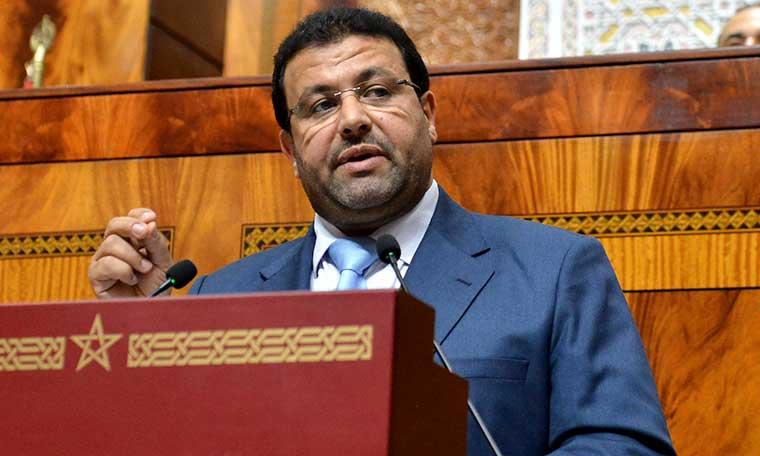 """صورة أبودرار معللا تجميد عضويته : """" البام"""" أصبح حزبا صغيرا بدون هوية"""
