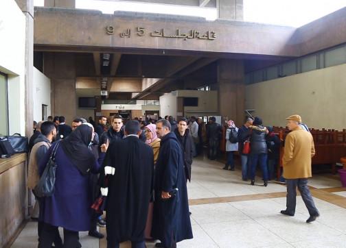 صورة بعد محاولة قتل نائب محاسب عمومي بمحكمة .. مطالب بالتعاقد مع شركة نقل الأموال