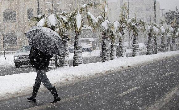 صورة أمطار وثلوج من الخميس إلى السبت بعدد من المناطق المغربية