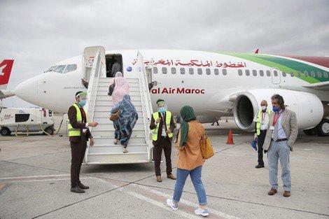 صورة المغرب يعلق الرحلات الجوية مع تركيا